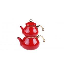 Beyzade - Çaydanlık Takımı Kırmızı