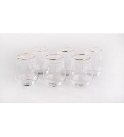 Dantela - 6 Lı Meşrubat Bardağı 425 Ml