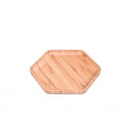 Hexa Altıgen Tabak 19 cm