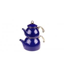 Sehzade - Çaydanlık Takımı Lacivert