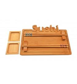 Focci Sushi Seti 9 Parça