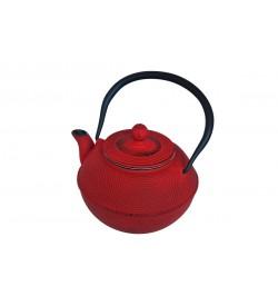 Linden Menekşe Kırmızı Döküm Demlik 1200 ml