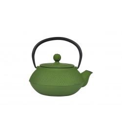 Linden Sümbül Fıstık Yeşili Döküm Demlik 750 ml