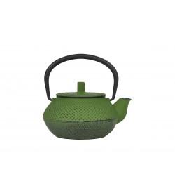 Linden Sümbül Fıstık Yeşil Döküm Demlik 300 ml