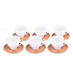 Fhuye Kahve Fincan Takımı 6 Kişilik