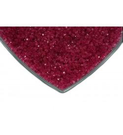 Kristalize Prizma Akrilik Boncuk Fuşya