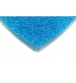 Koyu Mavi Deliksiz Kabak Boncuğu 4 mm