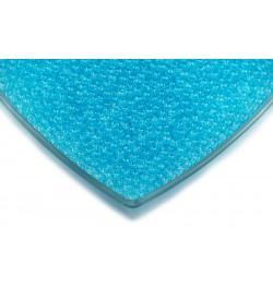 Açık Mavi Deliksiz Kabak Boncuğu 4 mm