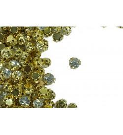 Altın Sarı Dikme Taş-SS25