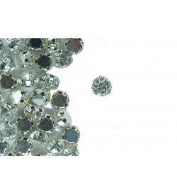 Gümüş Rengi Dikme Taş-SS40