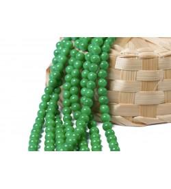 Açık Yeşil Cam Boncuk
