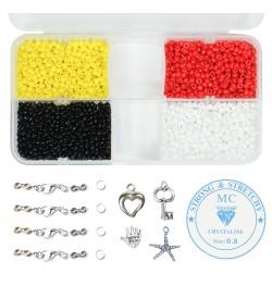 3mm Mini Kum Boncuk Seti