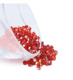 Swarovski Kristal Boncuk 4 mm Janjanlı Kırmızı