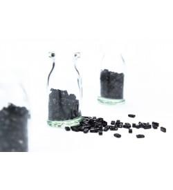 Miyuki Half Tila Siyah Boncuk  HTL401-28