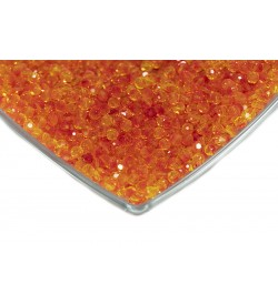 Swarovski Kristal Boncuk 4 mm Janjanlı Açık Turuncu