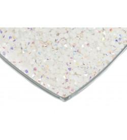 Swarovski Kristal Boncuk 4 mm Janjanlı Buzlu Beyaz