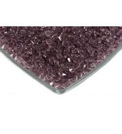 Swarovski Kristal Boncuk 4 mm Açık Mürdüm