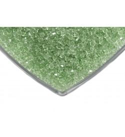 Swarovski Kristal Boncuk 4 mm Açık Yeşil