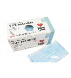 Yusuf Medical Cerrahi Maske