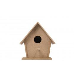 Ahşap Kuş Evi Büyük
