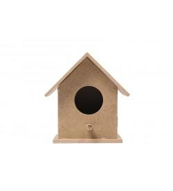 Ahşap Kuş Evi Küçük
