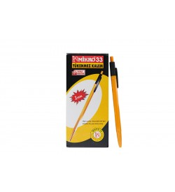 Mikro Tükenmez Kalem 1 mm 60 adet
