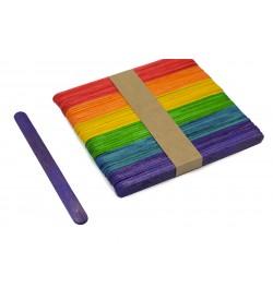 Ahşap Renkli Çubuk & Kitap Ayracı Küçük