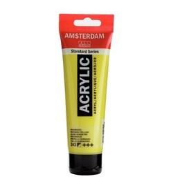Amsterdam Akrilik Boya 120 Ml Greenish Yellow 243