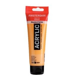 Amsterdam Akrilik Boya 120 Ml Gold Yellow 253