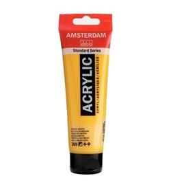 Amsterdam Akrilik Boya 120 Ml Azo Yellow Medium 269