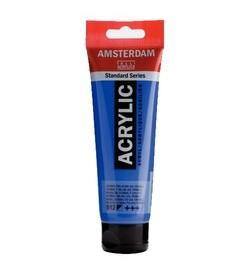 Amsterdam Akrilik Boya 120 Ml Cobalt Blue Ultramarine 512