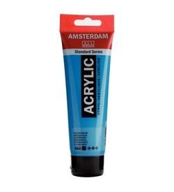 Amsterdam Akrilik Boya 120 Ml Brilliant Blue 564