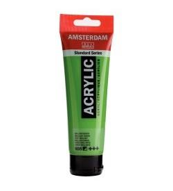 Amsterdam Akrilik Boya 120 Ml Brilliant Green 605