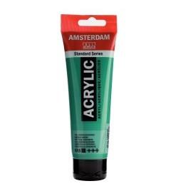 Amsterdam Akrilik Boya 120 Ml Emerald Green 615