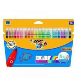 Bic Kids Keçeli Boya Kalemi 24 Renk
