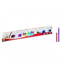 Carioca Joy Süper Yıkanabilir Keçeli Boya Kalemi 96 Renk