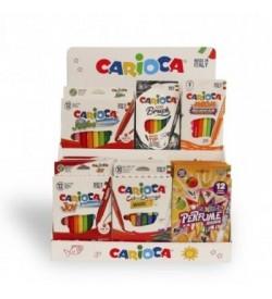 Carioca Masa Üstü Keçeli Kalem Ürün Standı