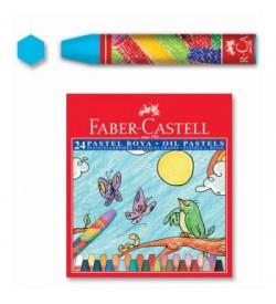 Faber Castell Red Line Pastel Boya 24 Renk