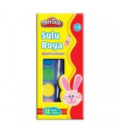 Play-Doh Sulu Boya Büyük 12 Renk