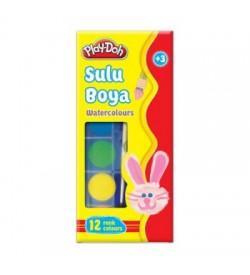 Play-Doh Sulu Boya Küçük 12 Renk