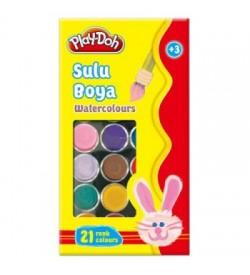 Play-Doh Suluboya 21 Renk