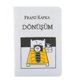 Can Dükkan - Defter 12 x 17.5 cm - Gregor Samsa
