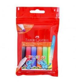 Faber Castell Jumbi 42 6 lı Keçeli Kalem