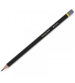 Adel Dereceli Kurşun Kalem Siyah 2H