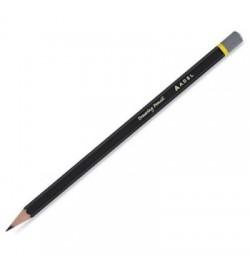 Adel Dereceli Kurşun Kalem Siyah 5H