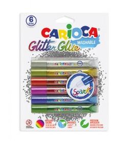 Carioca - Yıkanabilir Simli Tutkal Sparkle