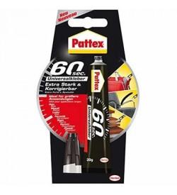 Pattex 60 Saniye Universal Yapıştırıcı 20g