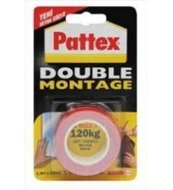 Pattex - Double Montage Bandı