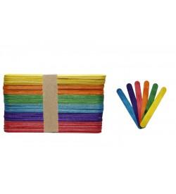 Ahşap Renkli Çubuk & Kitap Ayracı