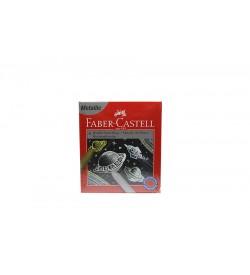 Faber Castel Metalik Pastel Boya 6'lı Paket
